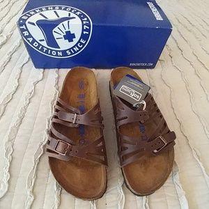 Birkenstock Shoes - Granada Birkenstock sandal (24HR FLASH PRICE FIRM)